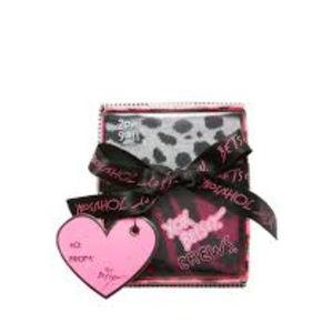 Betsey Johnson Wildness Crew 2-pair Gift Box NWT
